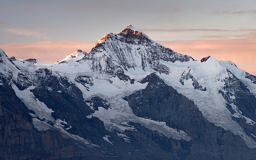 sunset_on_jungfrau
