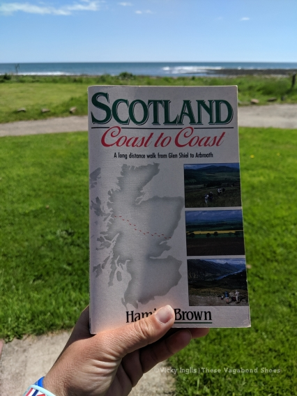 The original inspiration for the TGO Challenge; Scotland Coast to Coast by Hamish Brown